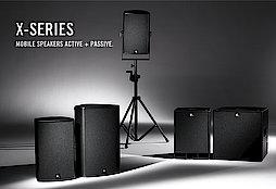 głośniki fohhn X Series dystrybutor dysten